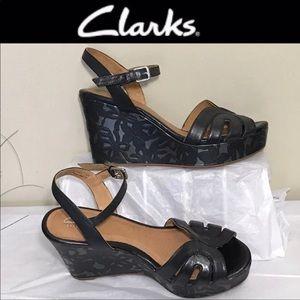 Clark's Wedges.